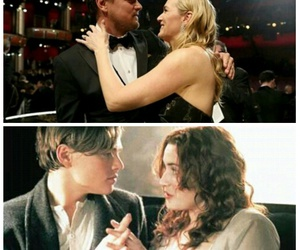 kate, Leonardo, and oscars image