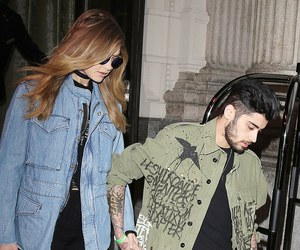 zayn, zigi, and gigi image