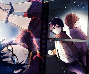boku dake ga inai machi, anime, and satoru image