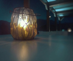 bar, beach, and candle image