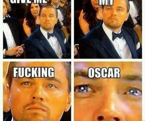 funny, leonardo dicaprio, and man image