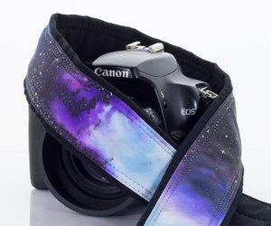 camera, etsy, and galaxy image