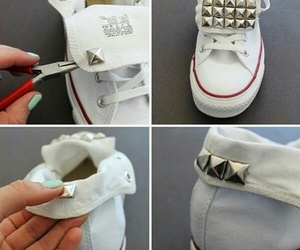 diy, tutorial, and converse image