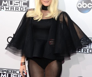 black, gwen stefani, and lace image