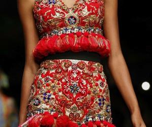 2016, dress, and fashion image