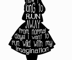 alice, alice in wonderland, and quotes image