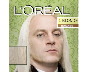 harry potter, funny, and loreal image