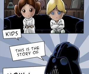 star wars, how i met your mother, and funny image