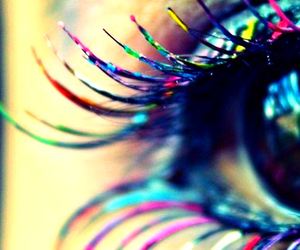 colours, eye, and cute image