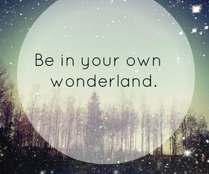 wonderland and quotes image