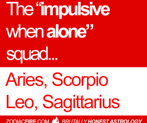 aries, astrology, and Leo image