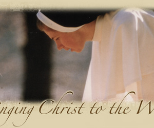 beautiful, nun, and Catholic image