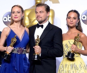 Academy Awards, best actress, and leonardo dicaprio image