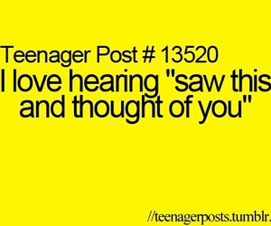 love, teenager post, and quote image