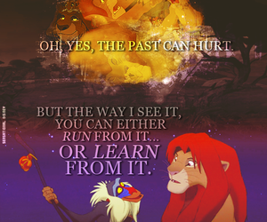 disney, lion king, and rafiki image