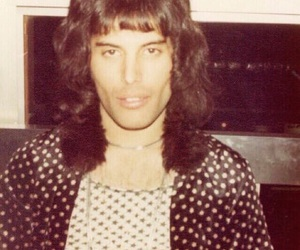 70s and Freddie Mercury image