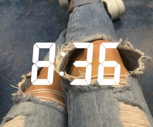 me and ripped jeans image