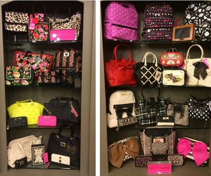 bags, betsey johnson, and fashion image