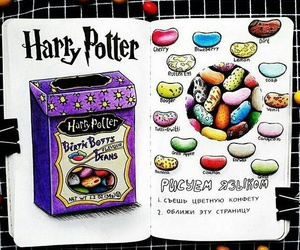 harry potter and wreck this journal image
