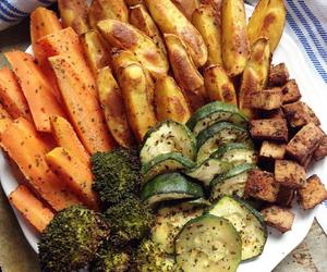 dinner, healthy, and food image