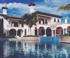 goals, luxury, and pool image