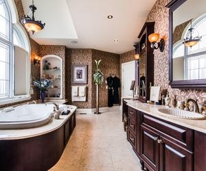 bath, interior, and life image