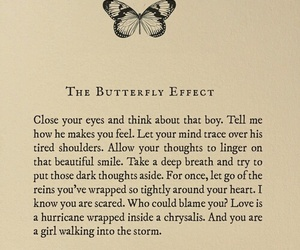 quotes, love, and butterfly image