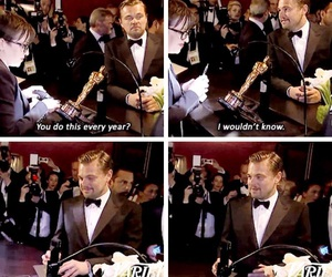 Academy Awards, funny, and winner image