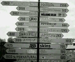 glee, narnia, and skin image
