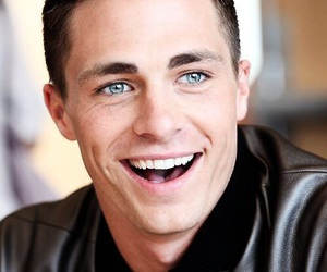 colton haynes, teen wolf, and smile image