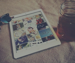 tea, weheart it, and ipad image