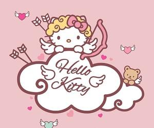 sanrio, wallpaper, and hello kitty image
