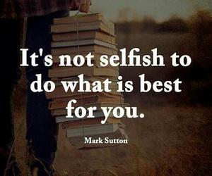 you selfish best image