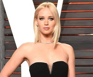 2016, blonde hair, and Jennifer Lawrence image