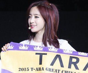 Hot, t-ara, and model image