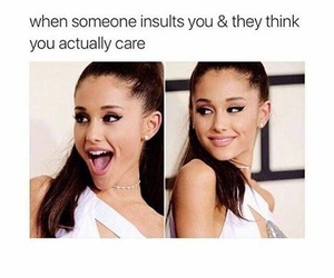 funny, ariana grande, and lol image