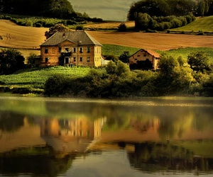beautiful, country, and house image