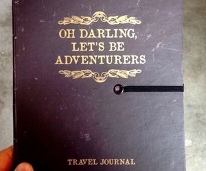 travel, adventure, and journal image