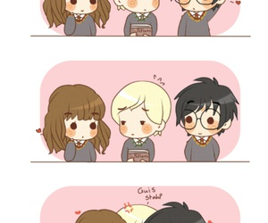 chibi, slytherin, and cute image