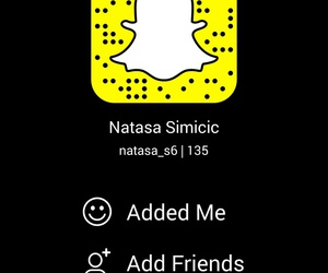 SC, ty, and snapchat image