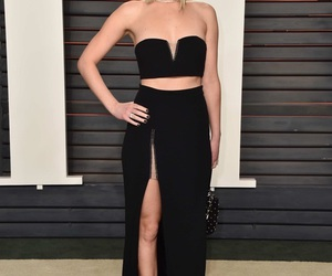 Jennifer Lawrence, oscar, and Vanity Fair image