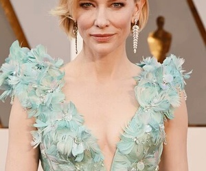 cate blanchett and oscar image