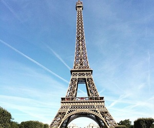 paris, travelling, and world image