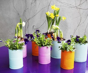 recycling ideas, decor crafts, and recycled home decor image