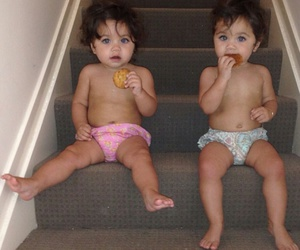 babies, baby girl, and girls image
