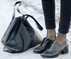 bag, fashion, and minimalism image