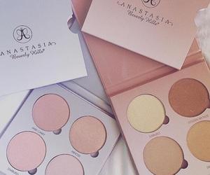 makeup, fashion, and luxury image