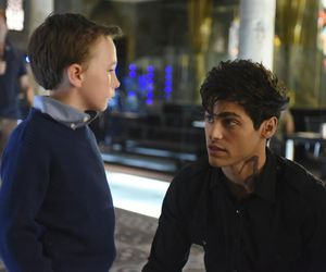max, lightwood, and mortal instruments image
