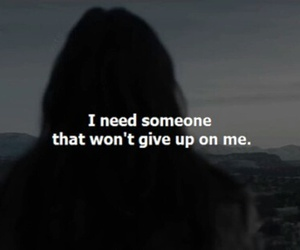 depressed, hope, and sad image