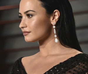 demi lovato, oscar, and demi image